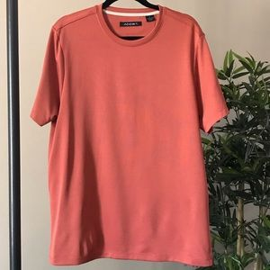 Men's Scoop Neck Short Sleeve Tee
